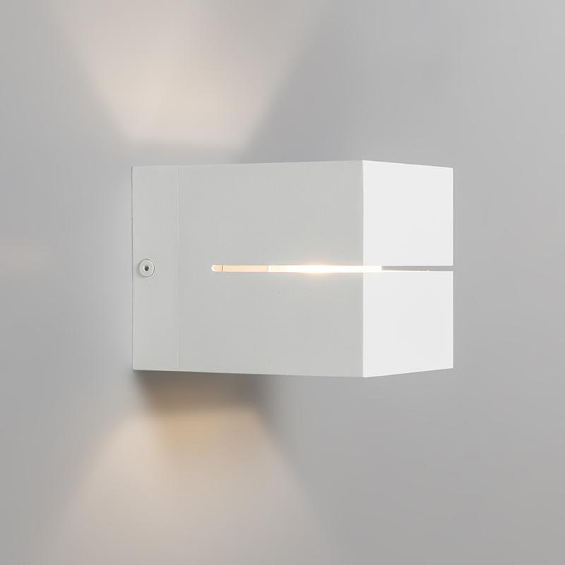 Wandlamp Transfer 2 wit
