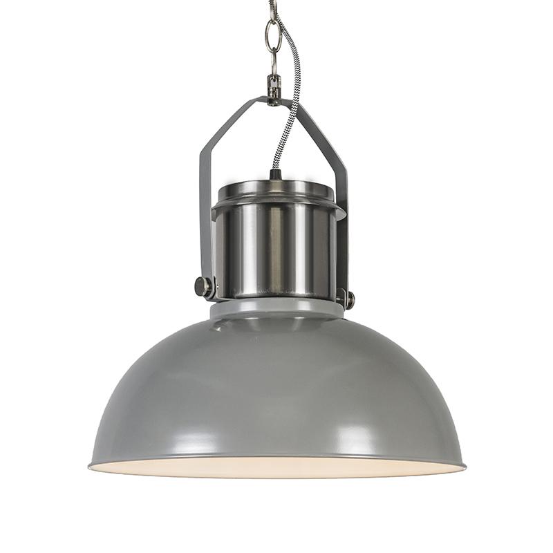 Hanglamp Industrial 37 grijs