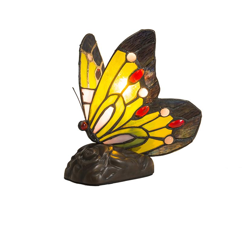 Tafellamp Tiffany Butterfly
