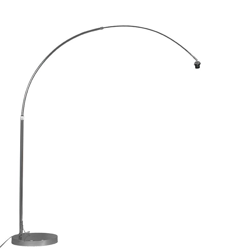 Bilde av Arc Floor Lamp Chrome without Shade