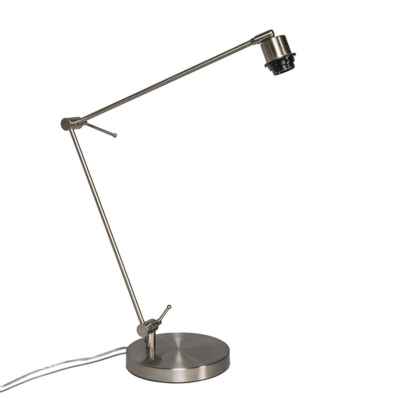 Tafellamp Editor staal