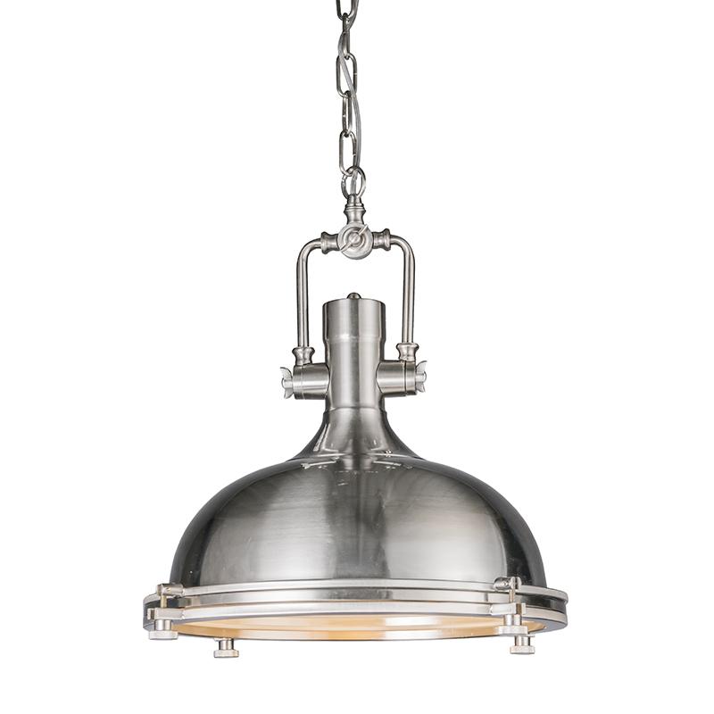Hanglamp Solid nikkel