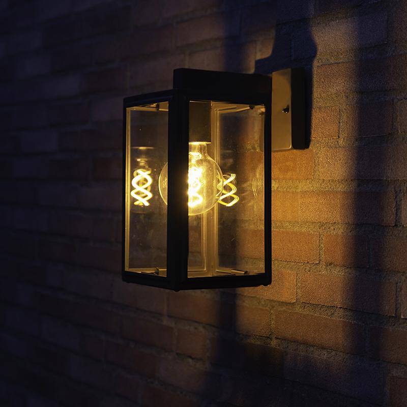 Buitenlamp Sutton Down donkergrijs