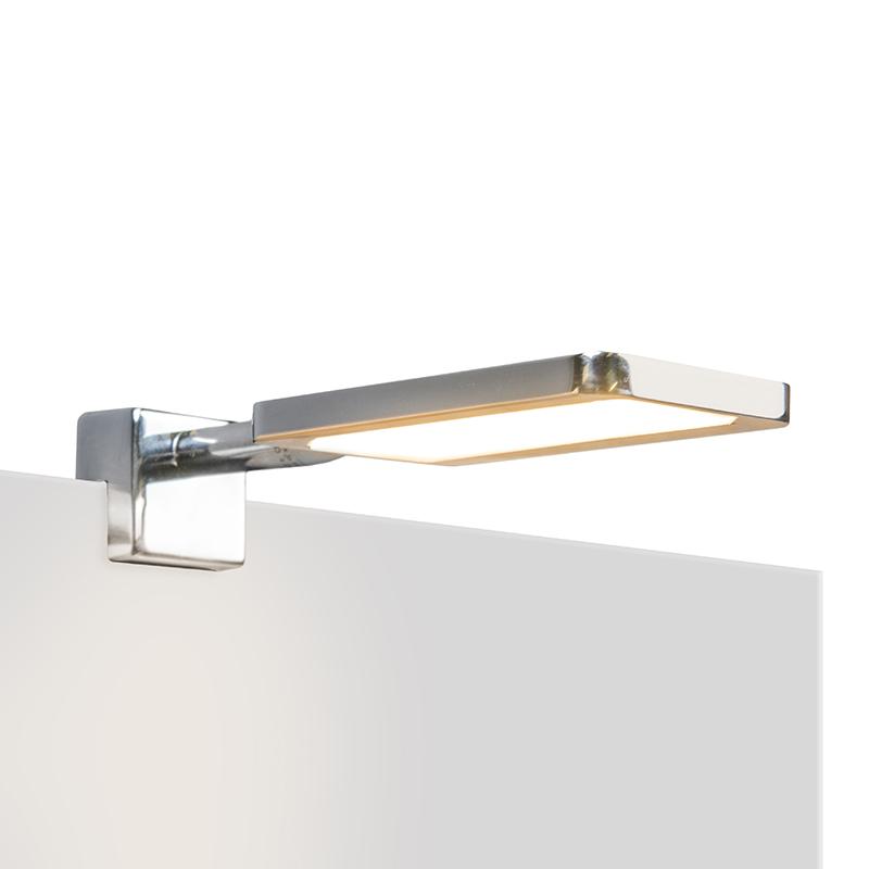 Wandlamp Valve staal