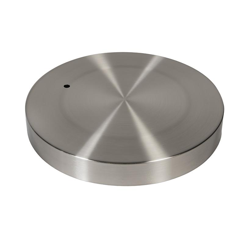 Zdjęcie Arc Lamp Steel XXL Cover Plate Base