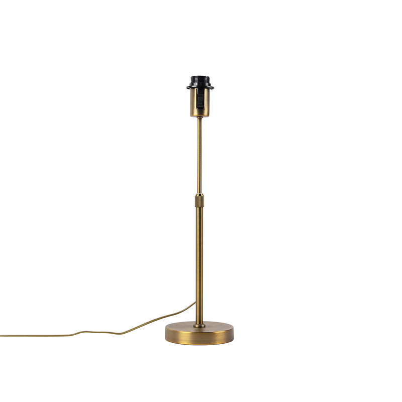 Tafellamp brons verstelbaar - Parte