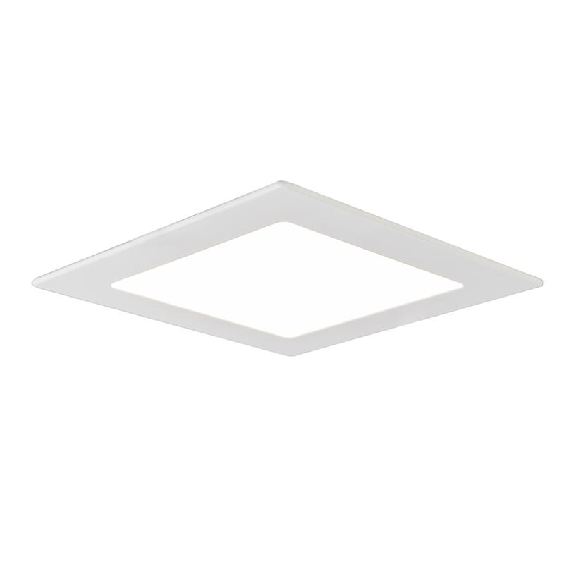 Inbouwspot Radem vierkant 9W