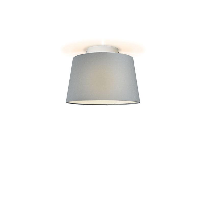 Plafonniere Ton rond 30 grijs