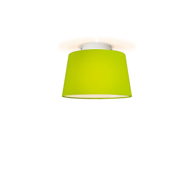 Plafonniere Ton rond 30 groen