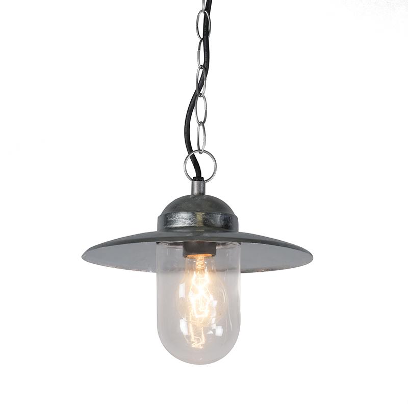 Hanglamp Munich Zink