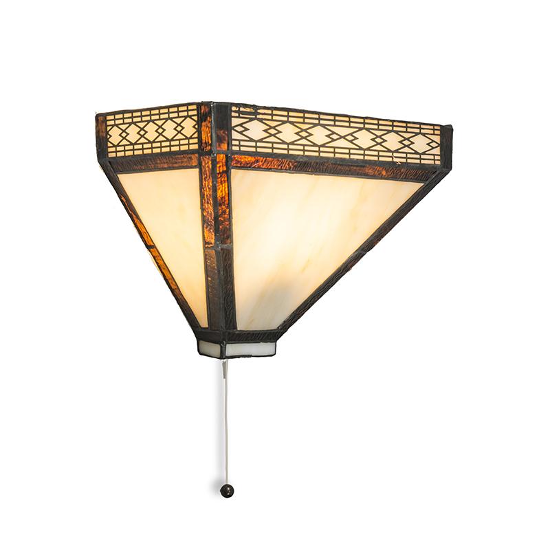 Wandlamp Fes wit