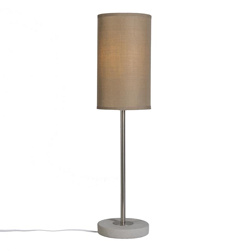 Tafellamp Concreto taupe