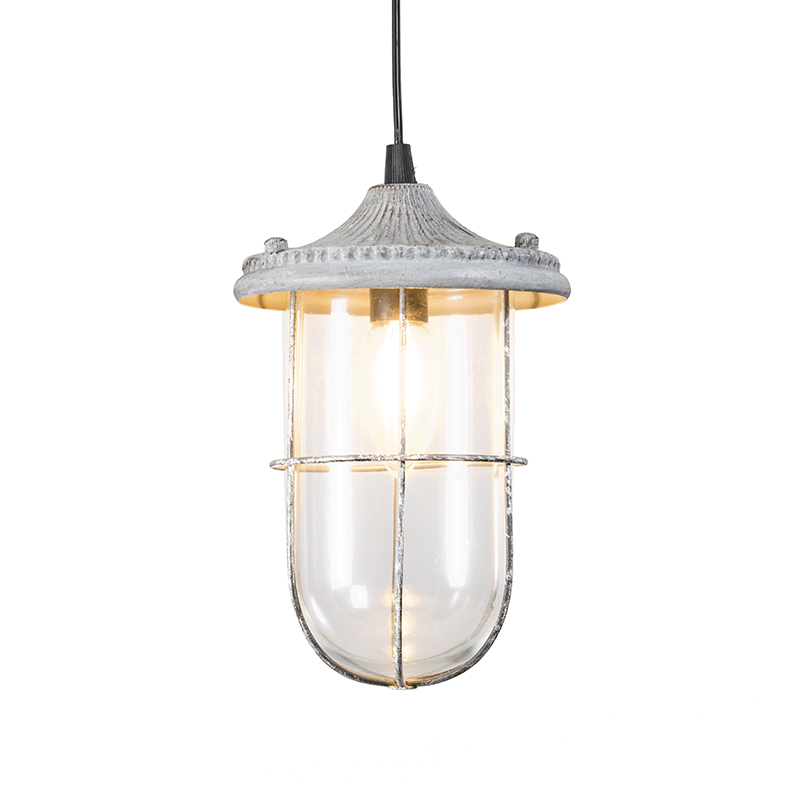 Hanglamp Porto oud wit