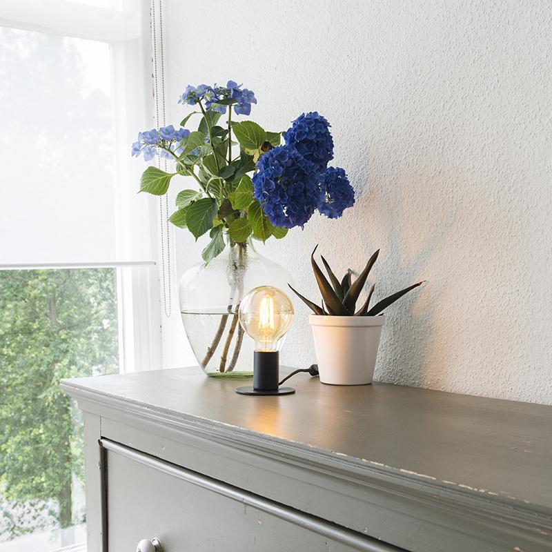 Tafellamp Facil zwart