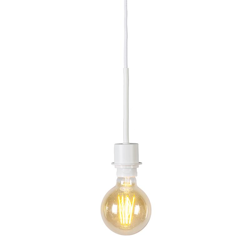 Lampa wisząca biała - Combi 1