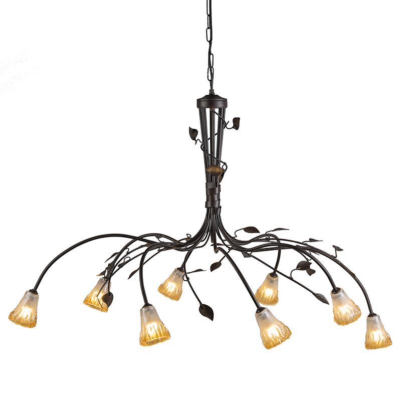 Hanglamp Vedelago 8 antiek