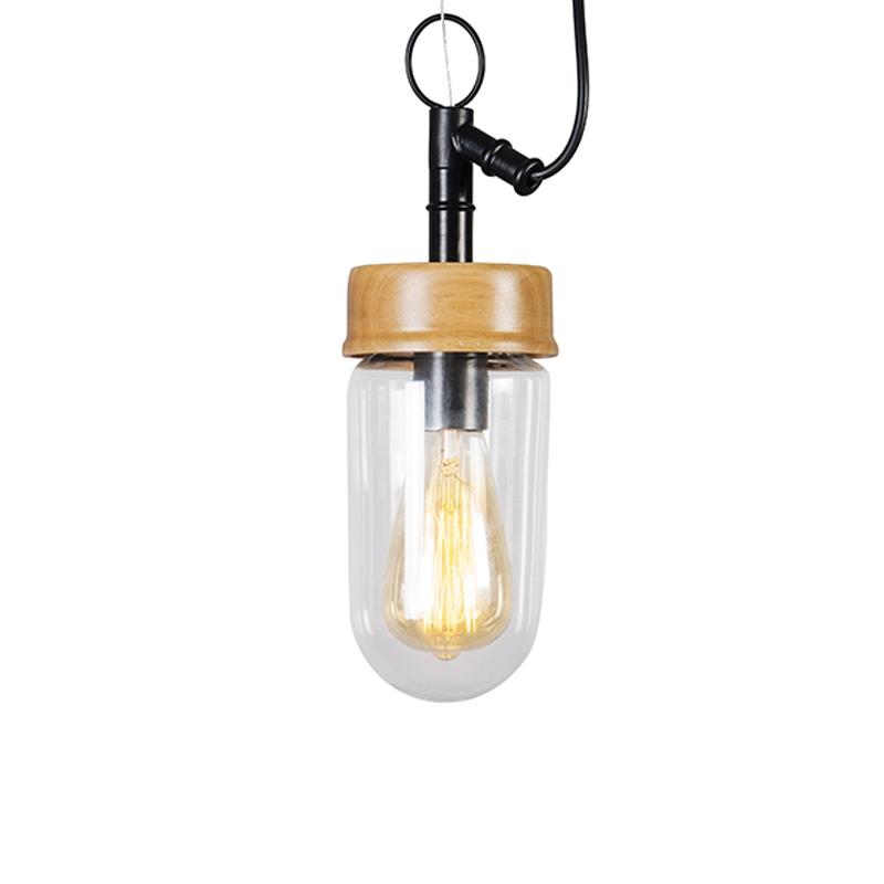 Hanglamp Vacio hout
