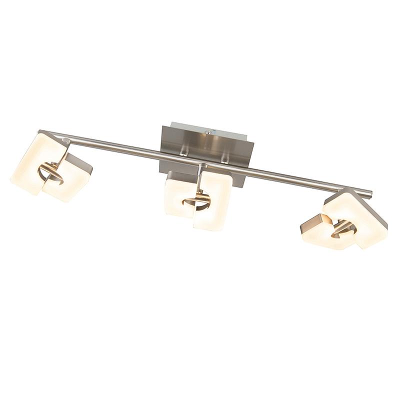 Nowoczesna stal punktowa regulowana, w tym LED - Twin 3