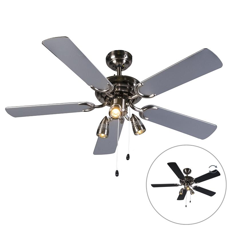 Plafondventilator Mistral 42 grijs