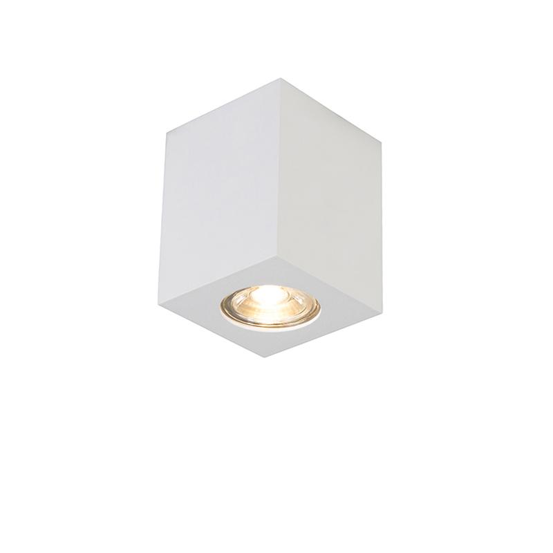 Designerski spot biały - Quba 2
