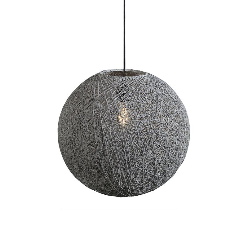 Hanglamp Corda 45 grijs