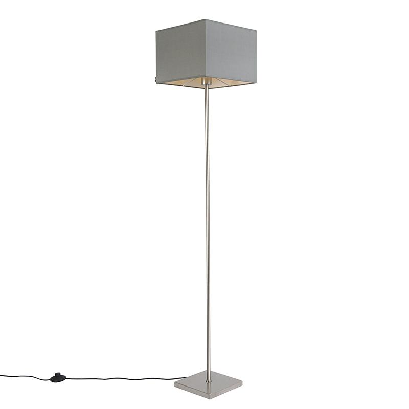 Vloerlamp VT 1 grijs