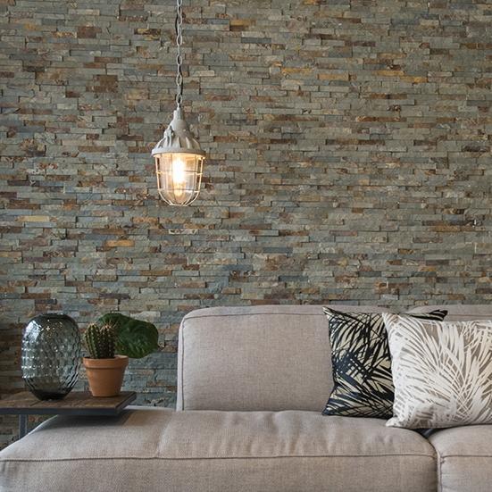 Hanglamp Cabin beton