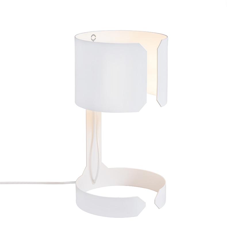 Design tafellamp wit - Waltz
