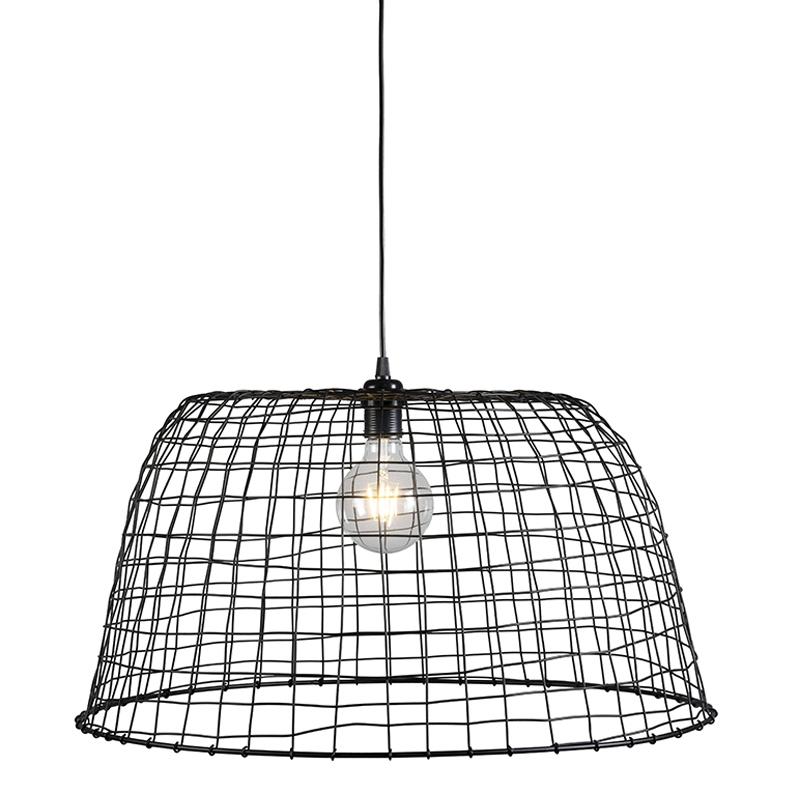 Hanglamp Basket 60 zwart