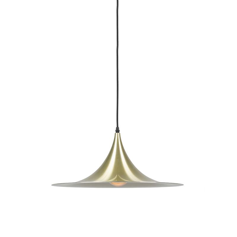 Nowoczesna lampa wisząca złota - Magus