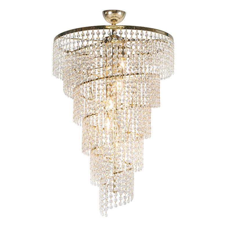 Hanglamp Daria 50 goud