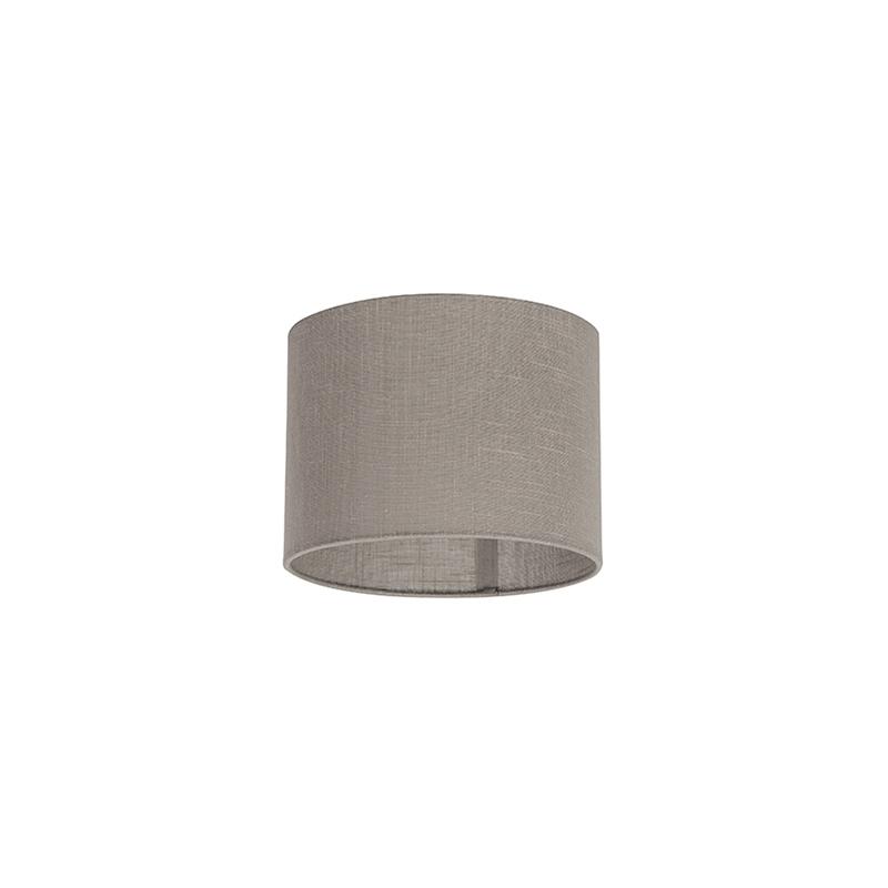 Kap 20/20/15 cilinder taupe