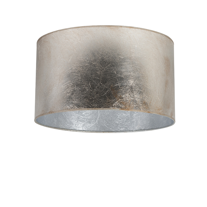Kap 35/35/20 cilinder zilverbruin
