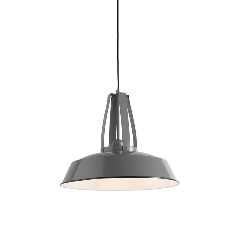 Hanglamp Living 43 grijs