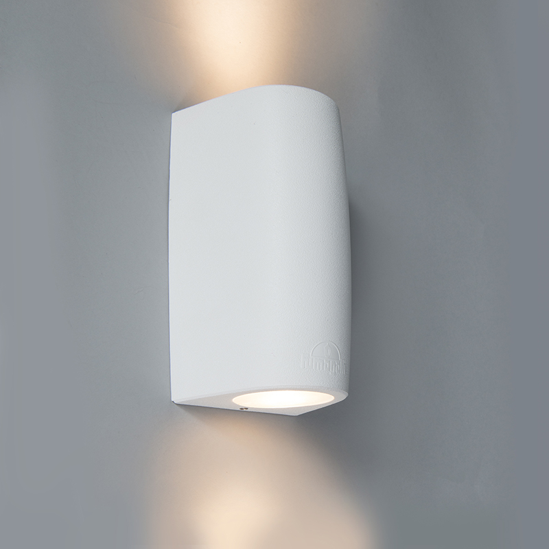 Wandlamp Marta 2 wit