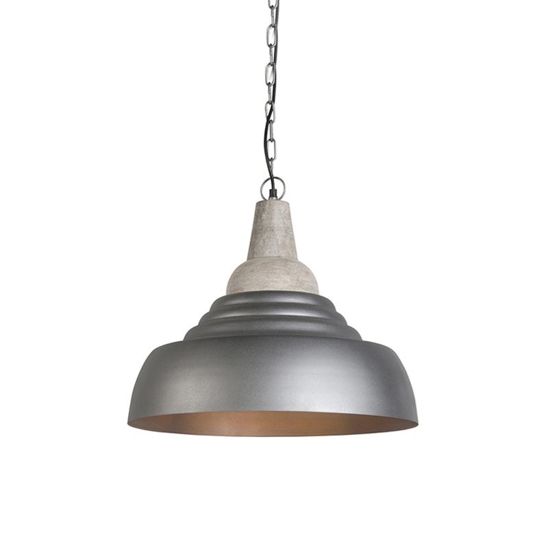 Hanglamp Harman grijs