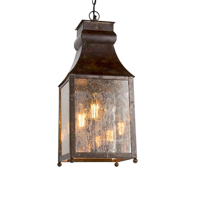 Hanglamp Agilan roest
