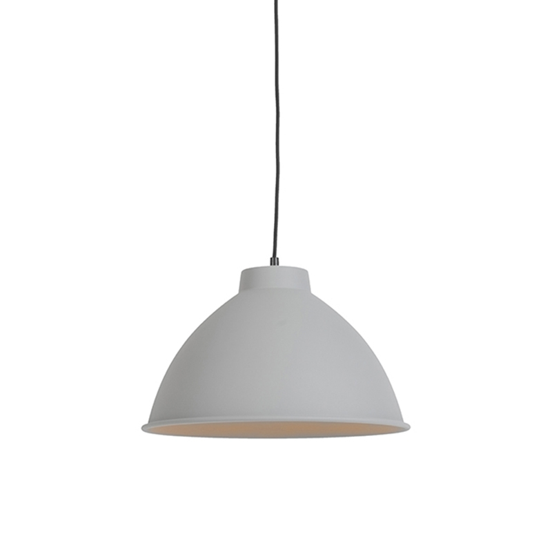 Scandinavische hanglamp grijs - Anterio 38 Basic