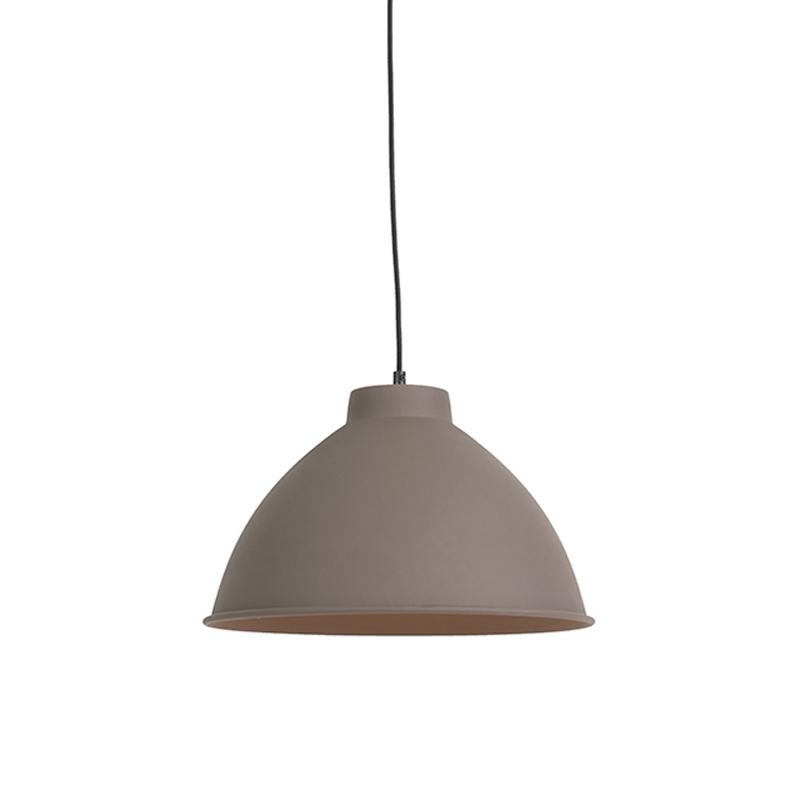 Hanglamp Anterio 38 Basic bruin