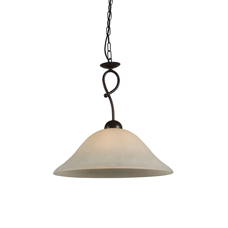 Hanglamp Sanremo 45 scavo glas