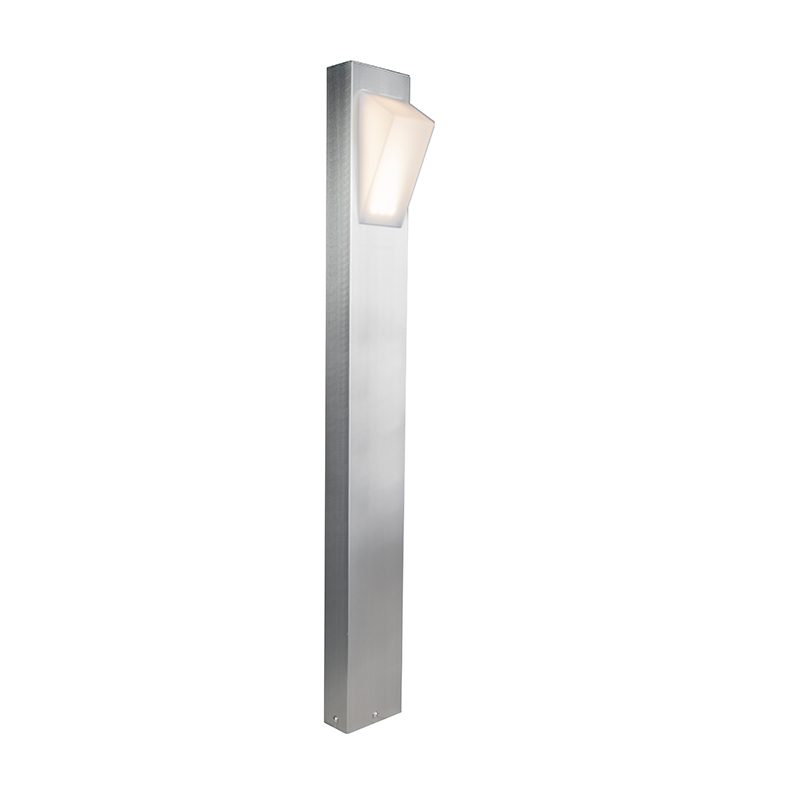 Moderne buitenlamp staal 80cm incl. LED - Tori