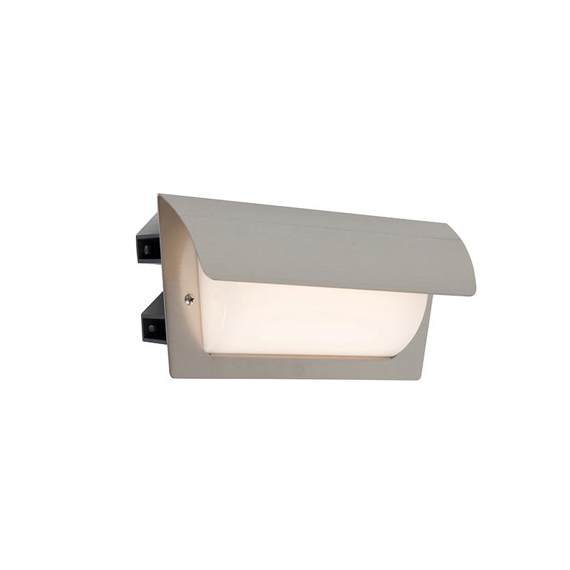 Buitenlamp Bink 2 LED staal