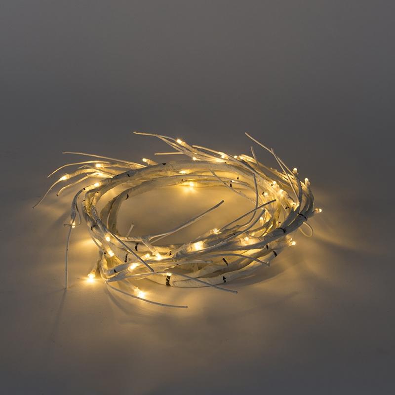 Oświetlenie świąteczne łańcuch świetlny Branch LED barwa ciepło biała 1,5 m