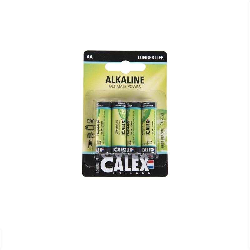 Bilde av 4 Pack Battery Long Life Alkaline