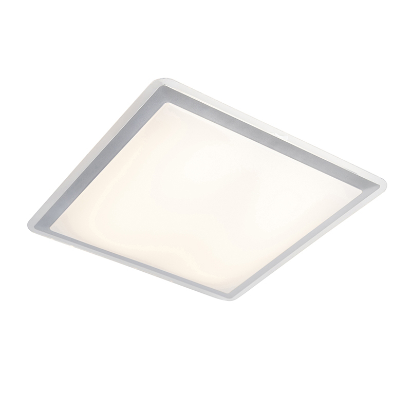 LED-paneel staal incl. LED - Labo