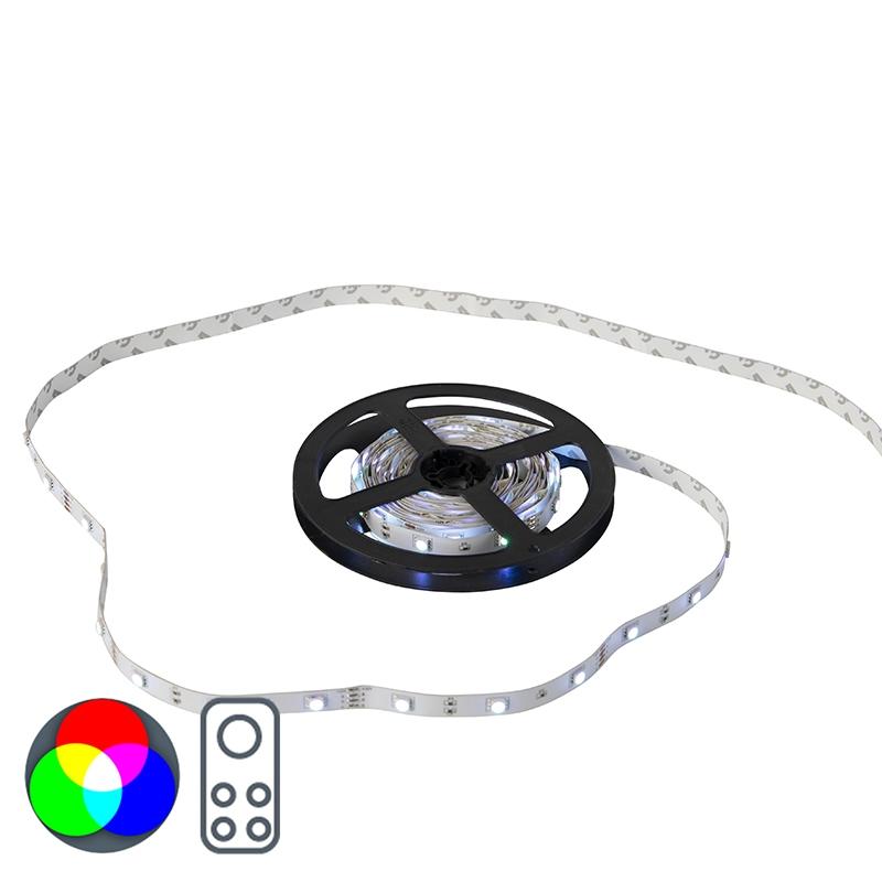 Moderne LED strip 5m RGB - Teania