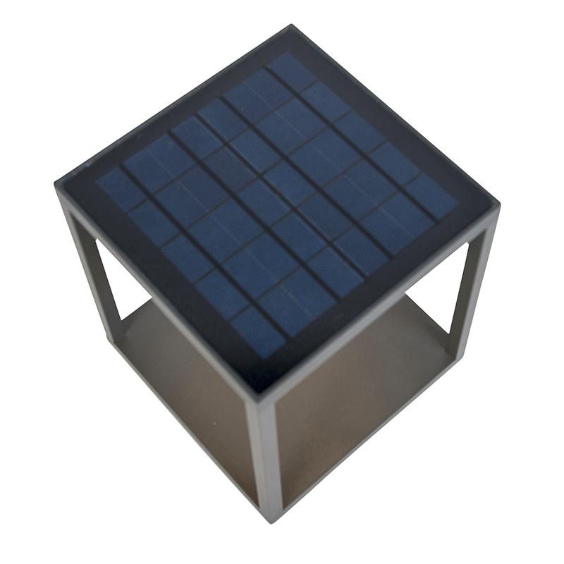 Buitenlamp incl. solar, bewegingsmelder en schemerschakelaar - Volendam