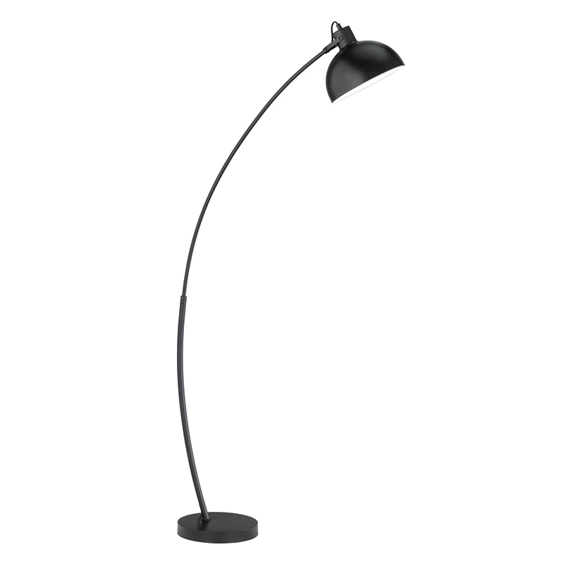 Scandinavische booglamp zwart - Recife