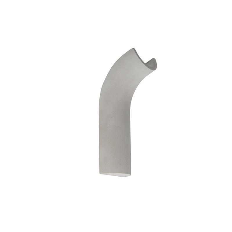 Industrialny kinkiet beton LED - Krit