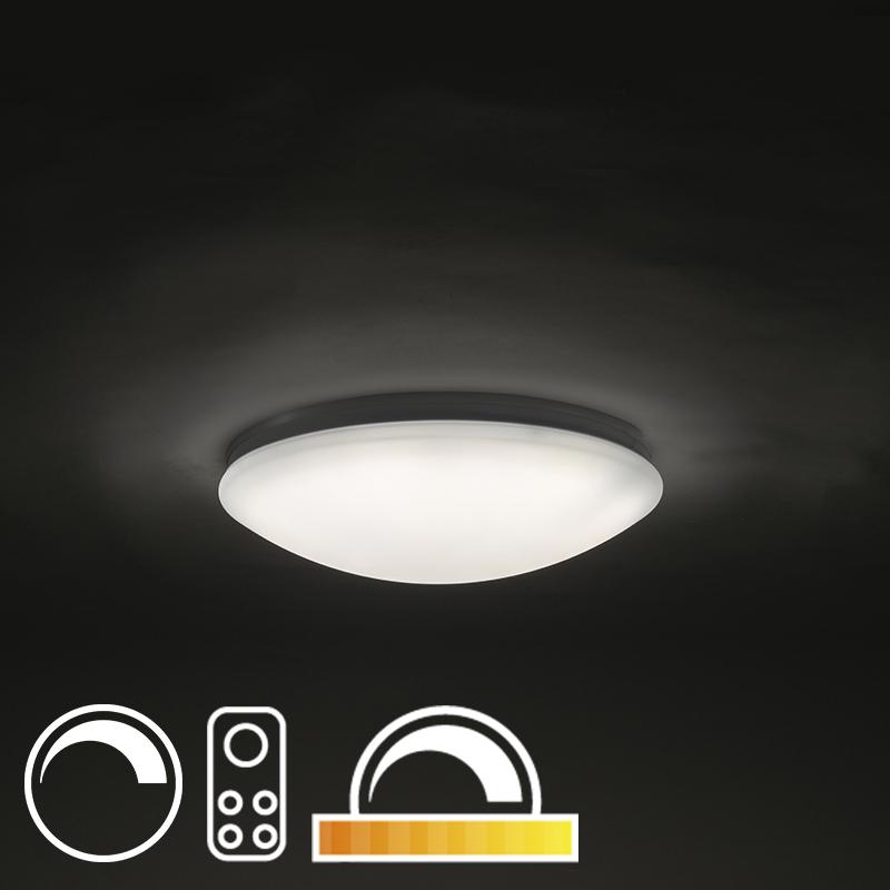 LED plafondlamp 40cm met afstandsbediening - Extrema